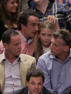 Mary-Kate Olsen engaged to Olivier Sarkozy
