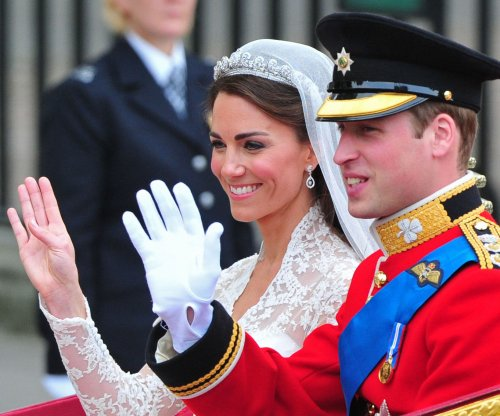 The duke and duchess celebrate their wedding anniversary, wait for baby