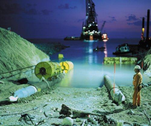 Gazprom's new pipeline inching forward