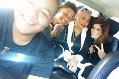 Raven-Symone reunites with 'That's So Raven' co-stars