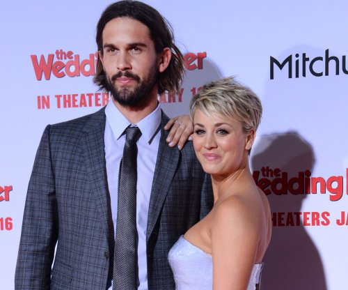 Kaley Cuoco and Ryan Sweeting split up before their second wedding anniversary