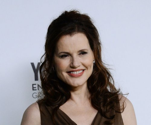 Geena Davis to play Jon Hamm's daughter in sci-fi film