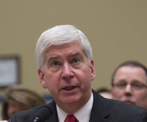 Michigan's Gov. Snyder: 'Career bureaucrats' with no common sense misled me on Flint water