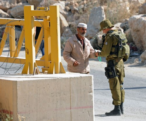 U.S. says Israel's Jewish settlement expansion plan in West Bank city 'deeply concerning'