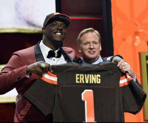 Cleveland Browns C Cameron Erving, Dallas Cowboys DE David Irving fined for skirmish
