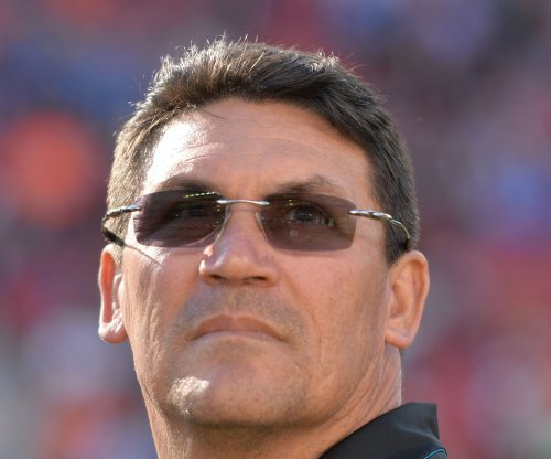 Carolina Panthers' Ron Rivera holds off assessing season's damage