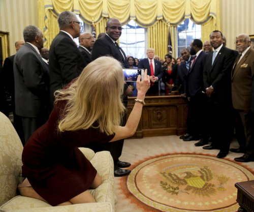 Twitter reacts to Kellyanne Conway's feet on Oval Office couch