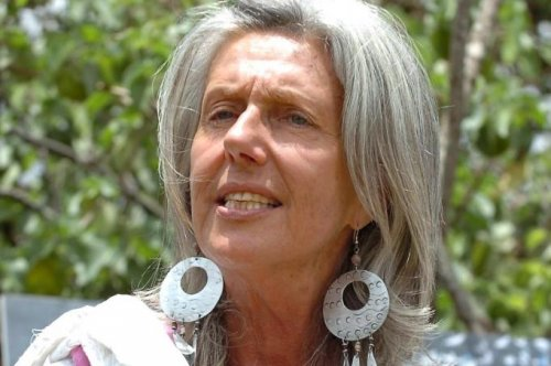 Author and environmental activist Kuki Gallmann shot and wounded in Kenya