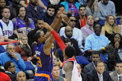 Phoenix Suns guard Brandon Knight to miss season