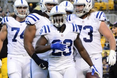 Colts moving on from RB Gore