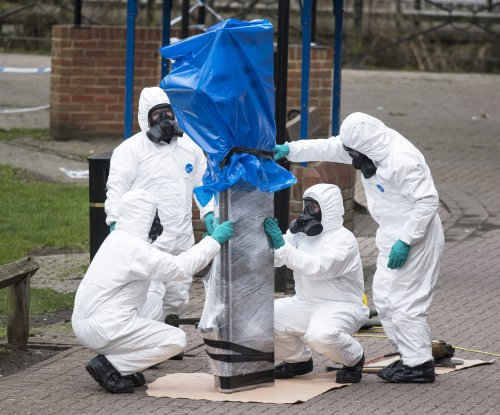 Britain: Agent used to poison ex-Russian spy was in liquid form