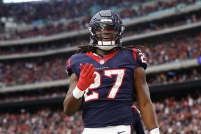 Report: Texans' Foreman potential PUP candidate