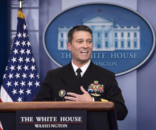 Ronny Jackson won't return as Trump's doctor: reports