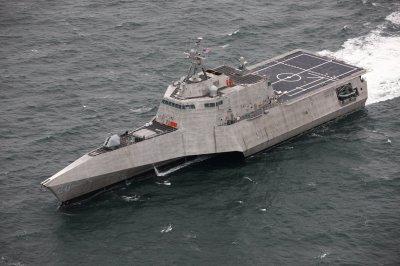 Navy needs plan for goal of 355-ship fleet, acting secretary says