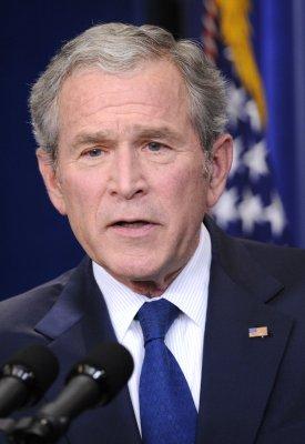 George W. Bush joins motivational program