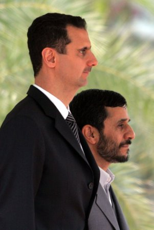 Syrian leader refused 2001 nuclear offer