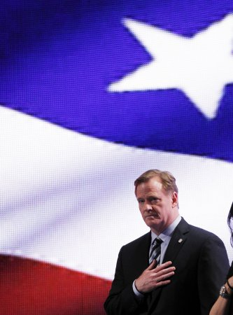 NFL Commissioner Roger Goodell: 'I don't expect anyone to take my word'