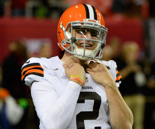 Johnny Manziel has chance to start for Cleveland Browns