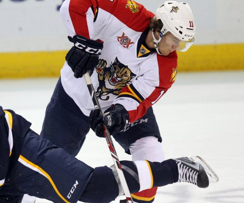 Florida Panthers top Buffalo Sabres for 10th straight win