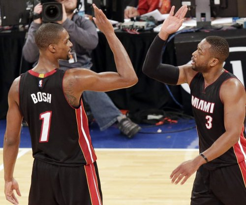 Chris Bosh might have blood clots in calf