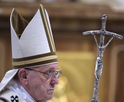 Pope Francis says world 'is at war' due to jihadists