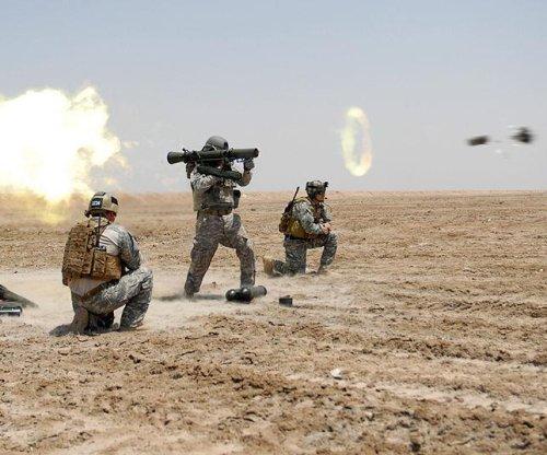 Swedish military orders Carl-Gustaf ammunition
