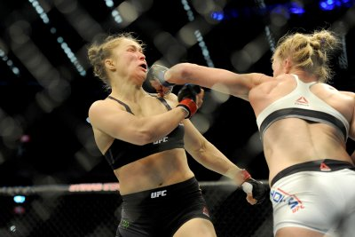 Ronda Rousey 'too vain' for comeback, says Bethe Correia