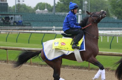 Kentucky Derby 2017 trifecta box: four picks to win