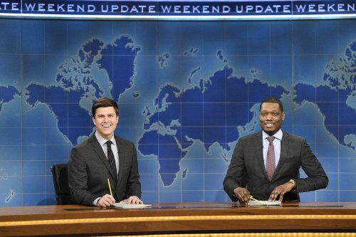 'SNL' taps Michael Che, Colin Jost as co-head writers