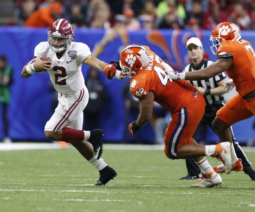 College Football Playoff: Alabama defense dominates Clemson in Sugar Bowl