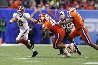 College Football Playoff: Alabama defense dominates Clemson in Sugar Bowl
