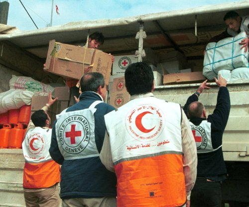 International Red Cross says 21 staff members paid for sexual services