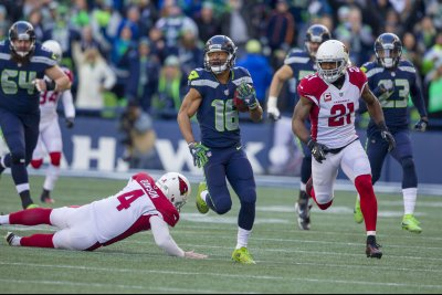 Reports: Seahawks' Lockett agrees to 3-year extension