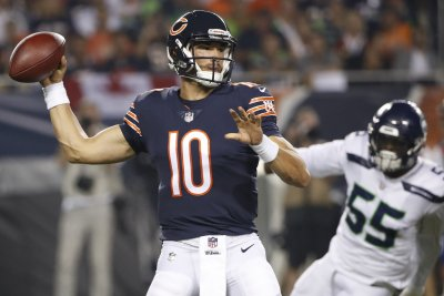 Bears coach Nagy: Trubisky-Mahomes comparisons unfair