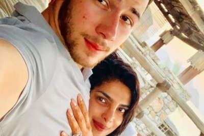 Priyanka Chopra, Nick Jonas enjoy 'marital bliss' in new photo