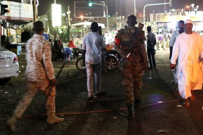 35 dead in Sudan after violence over sit-in protests