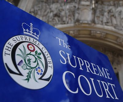 British Supreme Court to rule Tuesday on PM's move to suspend Parliament