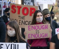 Violence against women rages in South Africa