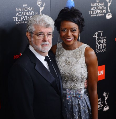 George Lucas and Mellody Hobson welcome a daughter