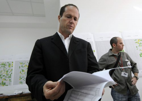 Jerusalem mayor to run in N.Y. marathon