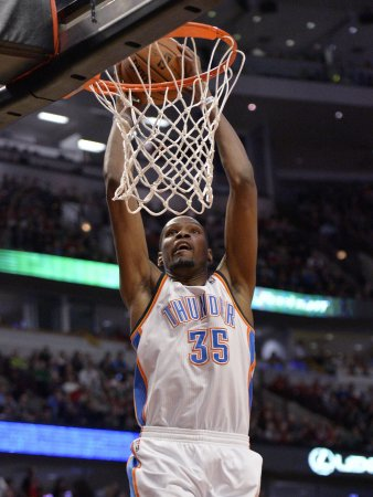 Thunder trounces the Kings