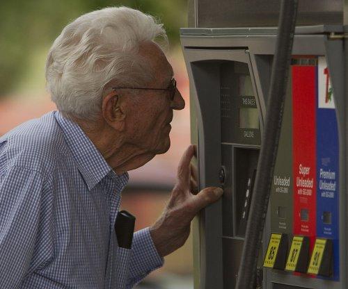 Gas prices mirror crude oil's rise