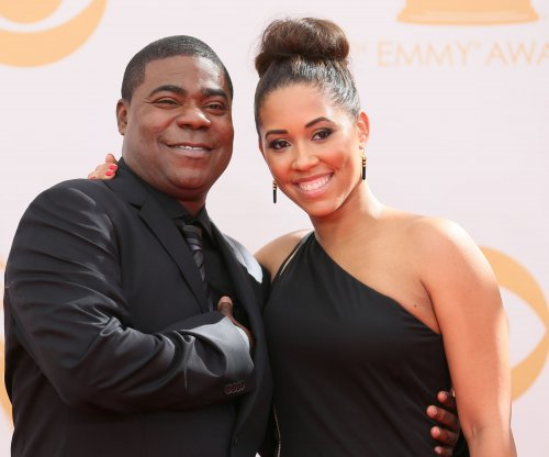 Tracy Morgan marries fiancee Megan Wollover