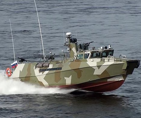 Russia to commission new Raptor patrol boats