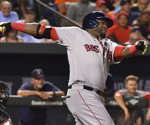 David Ortiz blasts white-hot Boston Red Sox past Baltimore Orioles