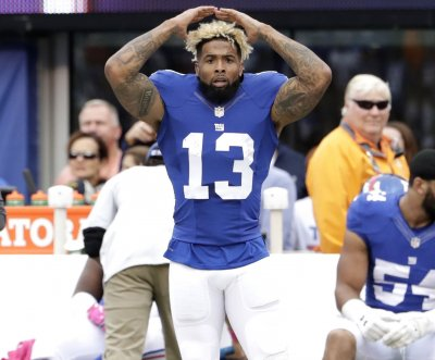New York Giants WR Odell Beckham Jr. questions officiating crew