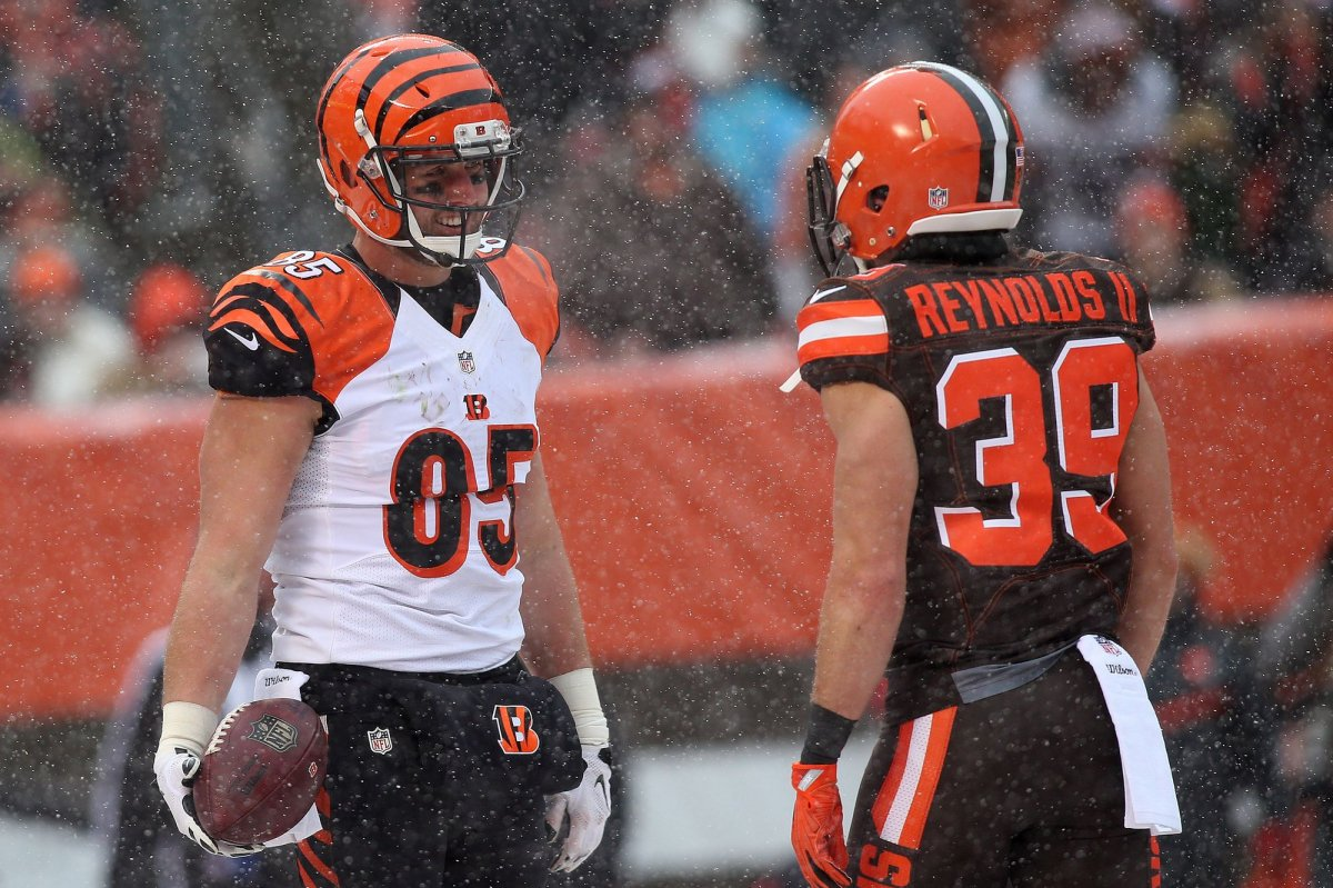 Fantasy Football Cincinnati Bengals Tyler Eifert misses another