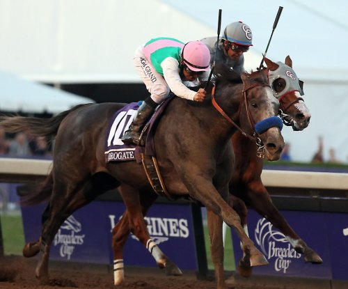 Arrogate dominates Pegasus; California Chrome bows out 9th