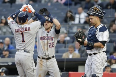 Houston Astros rally for 6-5 victory over Detroit Tigers
