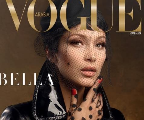 Bella Hadid covers Vogue Arabia: 'I am so honored and proud'